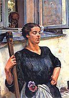 Death, 1917, malczewski