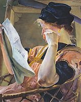 The Model, malczewski