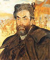 Portrait of Stanisław Witkiewicz, c.1897, malczewski