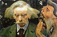 Portrait of Stanislaw Bryniarski, malczewski