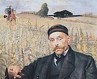 Portrait of Waclaw Karczewski, 1906, malczewski