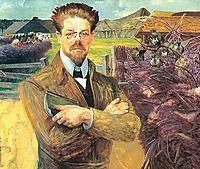 Portrait of Wladyslaw Reymont, malczewski