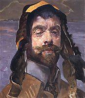 Self-Portrait, malczewski