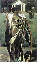 Thanatos, malczewski