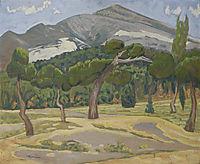 Penteli Landscape, maleas
