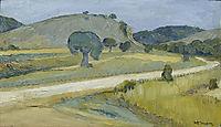 Attica Landscape, c.1920, maleas