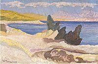 Landscape of Attica, maleas