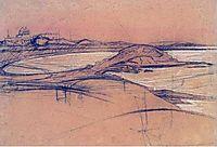 Landscape (sketch), maleas