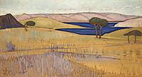 Lavrio Landscape, c.1920, maleas
