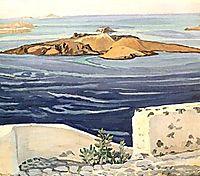 Santorini, maleas