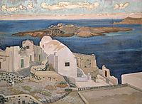 Santorini, c.1928, maleas