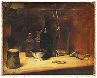 Artist-s atelier, manet