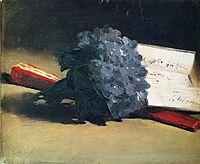 Bouquet of violets, 1872, manet