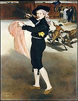 Lady Victorine in the costume of Die espada, 1862, manet