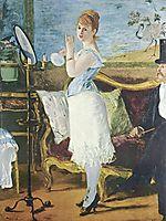 Nana, 1877, manet