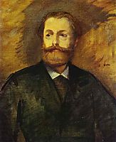 Portrait of Antonin Proust (Study), 1877, manet