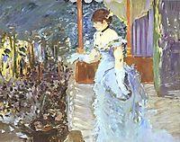 Singer at a Café-Concert, c.1879, manet