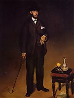 Theodore Duret , manet