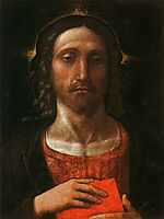 Christ the Redeemer, 1493, mantegna