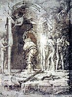 The Descent into Hell, 1468, mantegna