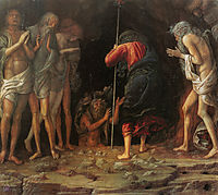 Descent into Limbo, mantegna
