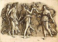 Four Muses, mantegna