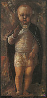 The Infant Redeemer, 1495, mantegna