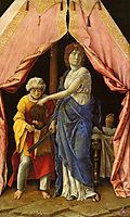 Judith, mantegna