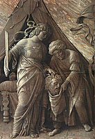 Judith and Holofernes, mantegna