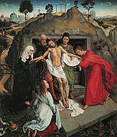 Lamentation Over the Dead Christ, mantegna