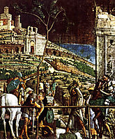 The Martyrdom of St. Jacques, mantegna