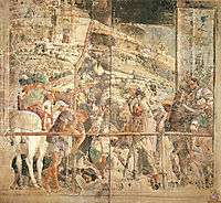 Martyrdom of St.James, 1448, mantegna