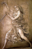 Muse, 1497, mantegna