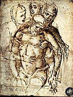 Pieta, mantegna