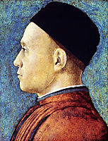 Portrait of a Man, mantegna