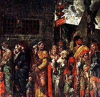 Prisonnniers, 1506, mantegna