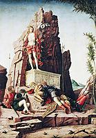 The Resurrection, mantegna