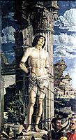 San Sebastian, mantegna