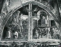 Scenes from the Life of St.James, mantegna