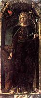 St. Euphemia, 1454, mantegna