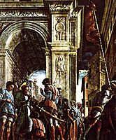 St. Jacques leads to martyrdom, mantegna