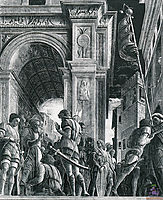 St. James the Great on his Way to Execution, 1448, mantegna