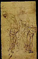 Study for a Flagellation, 1506, mantegna