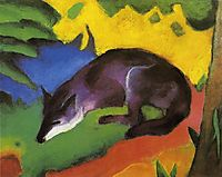 Blue Fox, marcfrantz