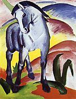 Blue Horse I, marcfrantz