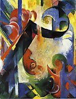 Broken Forms, 1914, marcfrantz