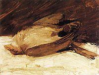 The Dead Sparrow, 1905, marcfrantz