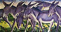 Donkey Frieze, marcfrantz