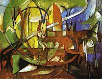 Gazelles, 1913, marcfrantz