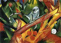 The Monkey, 1912, marcfrantz